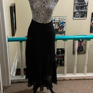 Tradition Size 18 Polyester Midi Skirt
